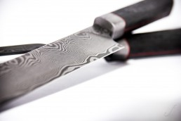 Damask Knife